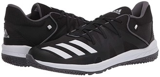 adidas Speed Turf (Core Black/Footwear White/Grey Five) Men's Shoes