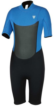 Tahwalhi Junior Spring Wetsuit Black / Blue US 2