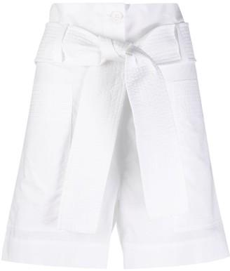 P.A.R.O.S.H. Tie Waist Shorts