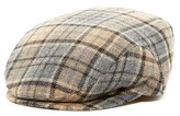 Wigens Wool Slim Plaid Ivy Hat