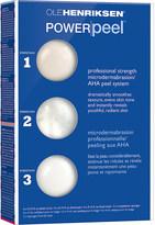 Ole Henriksen Power peel microdermabrasion and peel treatment