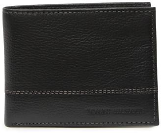 Tommy Hilfiger Two-Tone Bi-Fold Wallet