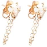Melissa Joy Manning Opal Ear Chains