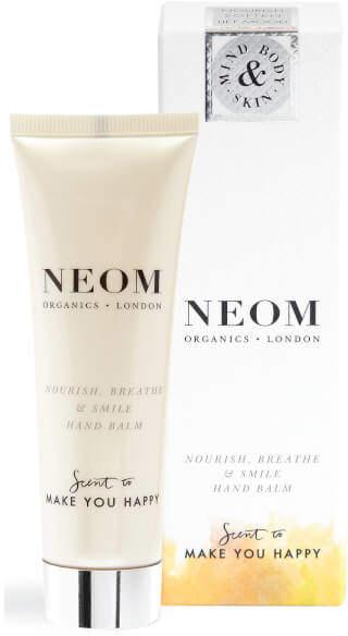 Neom Nourish, Breathe & Smile Hand Balm