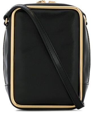 Alexander Wang Metallic Trim Shoulder Bag