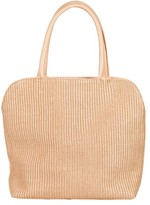 Thierry Colson Small Straw Bag