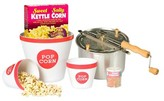 Wabash Valley Farms Kettle Corn Whirley Pop Stovetop Popcorn Popper Party Pack