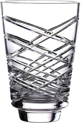 Waterford Aran Lead Crystal Vase