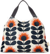 Orla Kiely Summer Flower Stem Holdall Bag