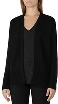 Reiss Dexie Open-Front Cardigan