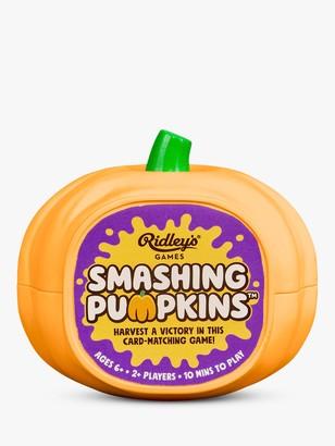 Ridleys Smashing Pumpkins Card Game