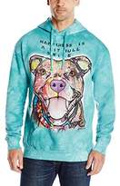 The Mountain Pit Bull Smile Hoodie