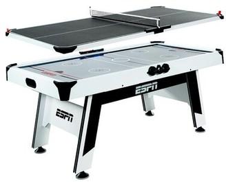 """72"""" Air Powered Hockey Table ESPN"""