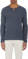 Star Usa John Varvatos John Varvatos STAR U.S.A. MEN'S COTTON-BLEND HENLEY