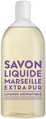 Compagnie de Provence Liquid Marseille Soap 1L Refill (Various Options) - Aromatic Lavender