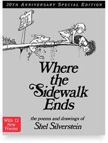 Bed Bath & Beyond Where the Sidewalk Ends Book by Shel Silverste in