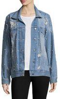 Free People Sunday Funday Trucker Jacket