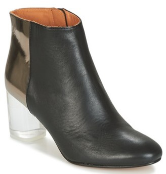 Emma.Go Emma Go ELAN LUCIE women's Low Ankle Boots in Black