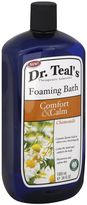 Bed Bath & Beyond Dr. Teal's Comfort & Calm 34 oz. Chamomile Foaming Bath