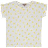 Emile et Ida Sale - Lemon Polka Dot T-Shirt