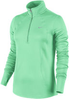 Nike Long-Sleeve Racer Half-Zip Top
