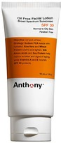 Anthony Logistics For Men Oil Free Facial Lotion SPF 30