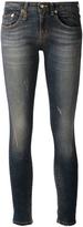 R 13 Cropped Kate Skinny Jean