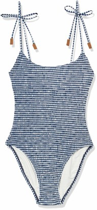 Sperry Women's Smocked Lingerie Mio with Tie Up Straps