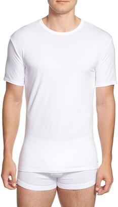 Calvin Klein 2-Pack Stretch Cotton Crewneck T-Shirt
