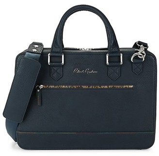 Robert Graham Buster Faux Leather Briefcase