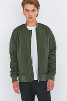 Wood Wood Willie Green Bomber Jacket