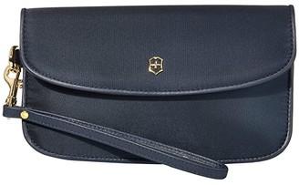 Victorinox Victoria 2.0 Clutch (Deep Lake) Handbags
