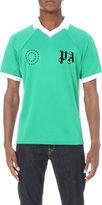 Palm Angels Soccer Cotton-blend T-shirt