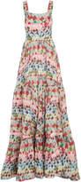 Alexis Galia Tiered Maxi Dress
