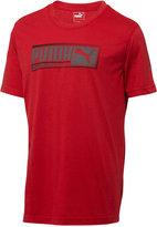 Puma Men's Graphic Logo T-Shirt