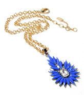 Amrita Singh Blue Azure Pendant Necklace