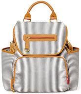 Skip Hop Striped Diaper Bag Backpack