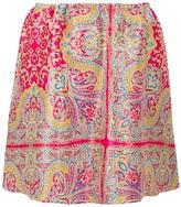 Carven paisley print skirt