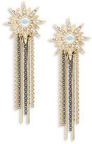 Nanette Lepore Chain Drop Earrings