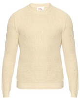 Orley Ribbed-knit Silk Sweater