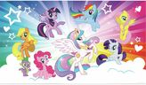 My Little Pony York Wallcoverings Cloud XL Chair Rail Prepasted Mural