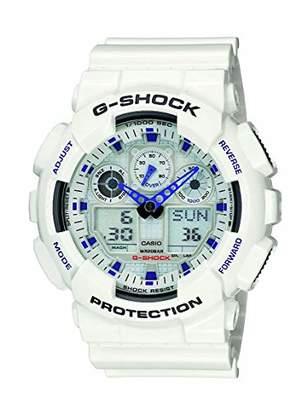 Casio G Shock Men's Quartz Sport Watch with Resin Strap