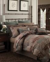 Croscill Galleria Brown California King Comforter Set