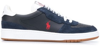 Polo Ralph Lauren Low-Top Cupsole Sneakers