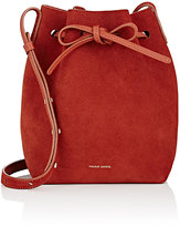 Mansur Gavriel Women's Mini Bucket Bag-RED
