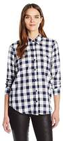 Splendid Women's Pomerelle Flannel Plaid