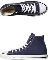 Converse Womens Chuck Taylor All Star Hi Top Shoe Blue