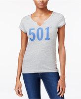 Levi's Split-Neck 501® Graphic T-Shirt