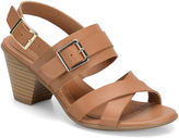 EuroSoft Maria Leather Heeled Sandals