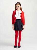 Oscar de la Renta A-Line Wool Skirt